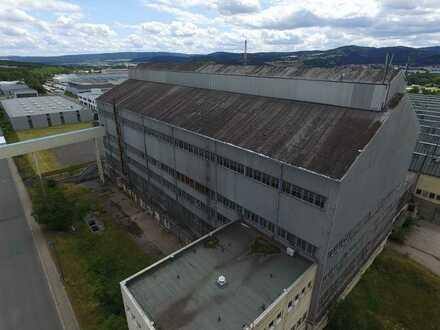 Industriehalle, Lagerhalle, Produktion, Büros