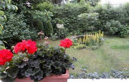Ideal für Katzen- oder Hundebesitzer sowie Gartenliebhaber, TOP 2- Zimmer-Whg. im Münchner Westen