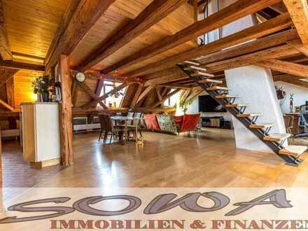 Exklusives Wohngefühl auf zwei Ebenen in Konstein - Wellheim - Ein Objekt von Ihrem Immobilienpar...