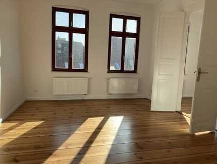 Gemütliche 2 - Raumwohnung in der Malchower Innenstadt