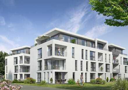 Wohnen in zentraler Lage! 3-Zimmer-Wohnung mit großer Sonnenterrasse