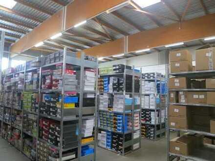 Modernisierter Gewerbekomplex im Süden Düsseldorf´s - auch als Logistikzentrum geeignet !