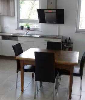 Geschmackvolle 2-Zimmer-Neubauwohnung mit Balkon und Einbauküche in Freiburg im Breisgau
