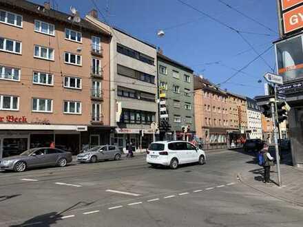 3-Zimmer-Wohnung mit Balkon über den Dächern im Zentrum von Nürnberg