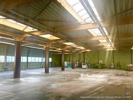 Lager-/Produktions- Archivflächen in einem Gewerbepark
