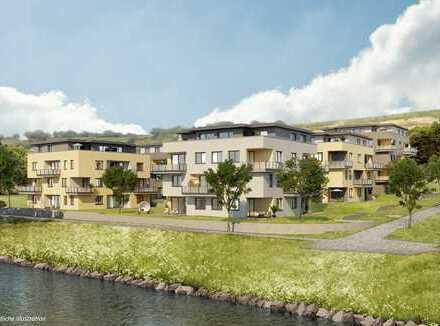 Wohnen zwischen Neckar und Weinbergen - Mit Großem Gartenanteil direkt am Neckar!