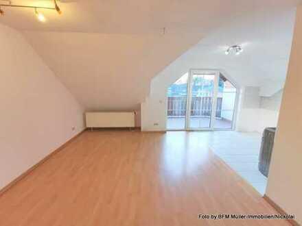 Helle 2 Zi-Dachgeschoss-Wohnung in ruhiger Lage in Königs Wusterhausen OT Zeesen