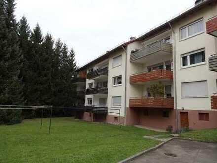 3-Zimmer ETW mit Extras: großer Balkon, Garage, Stellplatz