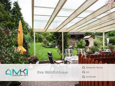 Ihr Familienglück und ein Garten zum verlieben - exklusive Doppelhaushälfte in Nidderau