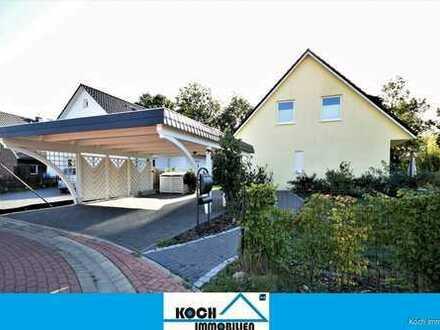 Neuwertiges und modernes Einfamilienhaus zum Wohlfühlen in Tostedt/OT zu verkaufen