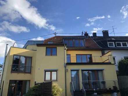 WEIDEN: 96 m² - 2 Zimmer-Wohnung mit GROßER SONNEN-DACH-TERRASSE!