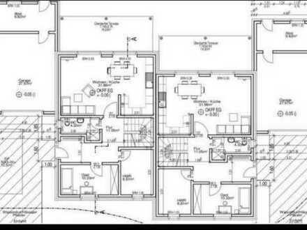 Erstbezug: freundliche 5-Zimmer-Doppelhaushälfte zur Miete in Rühen, Rühen