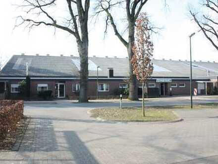 4-Feld Tennishalle in Gewerbelage von Hamminkeln zu verkaufen, auch andere Nutzung möglich