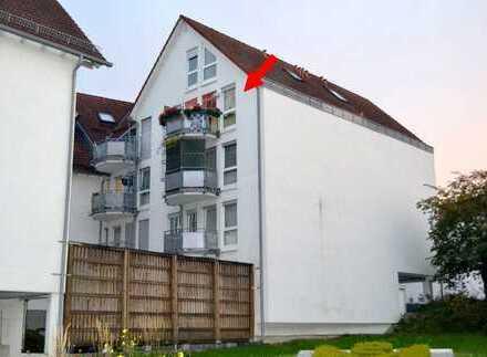 Vermietete 2-Zimmer-Eigentumswohnung als sichere Kapitalanlage in zentraler Lage