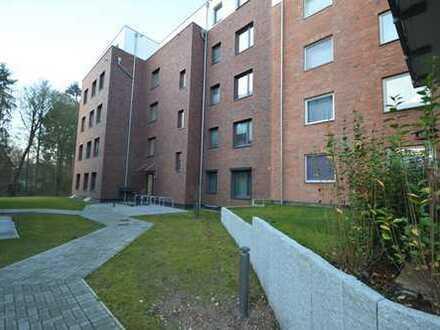 Stilvolle 2-Zimmer-Wohnung samt Tiefgaragenstellplatz in Poppenbüttel!