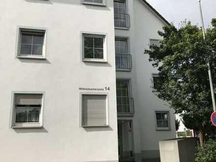 großzügige 2-Raum Wohnung, saniert und gepflegt