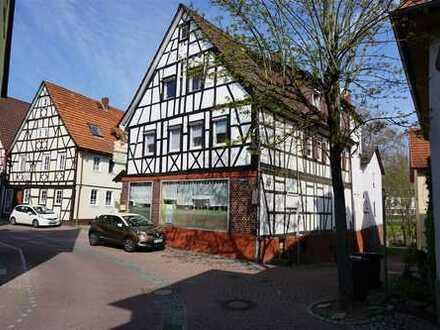 Gaststätte oder Café im historischen Ortskern von Birkenau