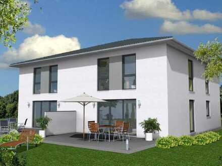 Beste Qualität mit Liebe zum Detail! Exklusive 4-Zimmer-Doppelhaushälfte mit Garten