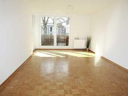 Sonnige 2-Zimmer Wohnung in zentraler Lage