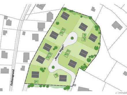 Wohnbaugrundstück zentral in Sonneberg gelegen - Herrliche Aussicht bis zur Veste