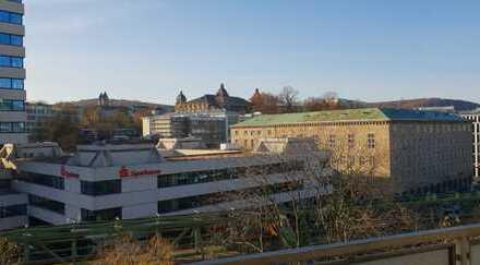großzügige 3-Zimmer-Wohnung mit Balkon und Panoramablick