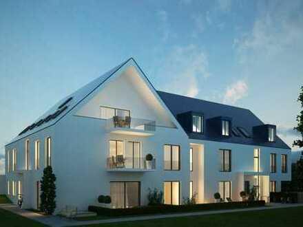 IW | Exklusive 4-Zimmer-Etagenwohnung in edler Neubauvilla | A+