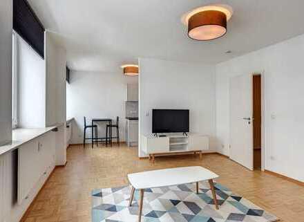 Möblierte Wohnung in Isarvorstadt