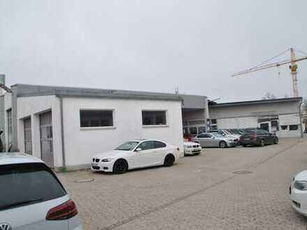 Kfz-Betrieb mit Lackiererei und Spenglerei von Eigentümer zu vermieten