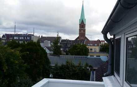 Wunderschöne 5-Zimmer-Dachgeschosswohnung Speldorf