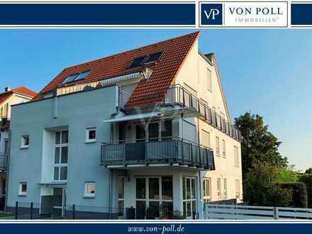 VON POLL - FRIEDRICHSDORF: Elegante Maisonette-Wohnung in zentraler Stadtlage