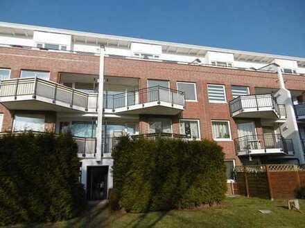 Schöne 3-Zi-Wohnung, Vollbad, Einbauküche, Balkon in Neu-Allermöhe-West
