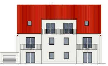 Barrierefreie Wohnungen mit KfW-55 Standard
