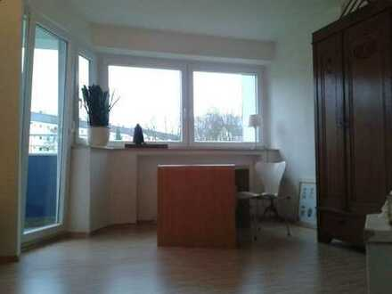 Helles Single-Appartment mit Balkon in Hagen-Emst ab 01.04.2020