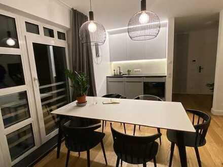 Erstbezug in TOP Lage - vollmöbliertes Apartment am Rhein
