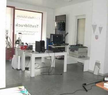 --- 499€ KM --- Ladenlokal, Praxis- oder auch als Bürofläche nutzbar zentral in Detmold
