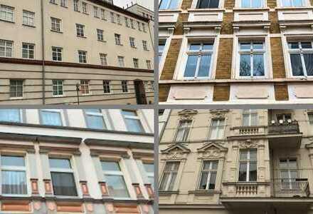 Gepflegtes Portfolio aus vier Häusern in Brandenburg an der Havel