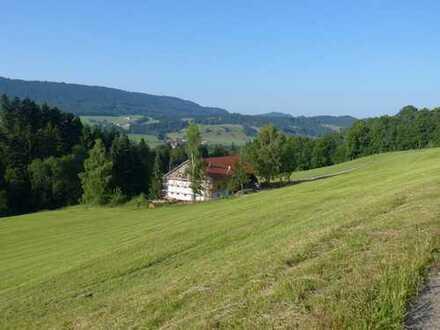Idylisches Bauernhaus in Alleinlage im schönen Weitnaur Tal
