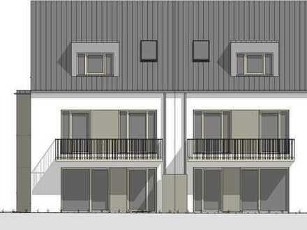 Provisionsfrei: Moderne Doppelhaushälfte (Neubau) in München-Trudering