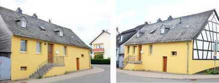 Möbliertes und günstiges Haus im Herzen der Kreisstadt Birkenfeld