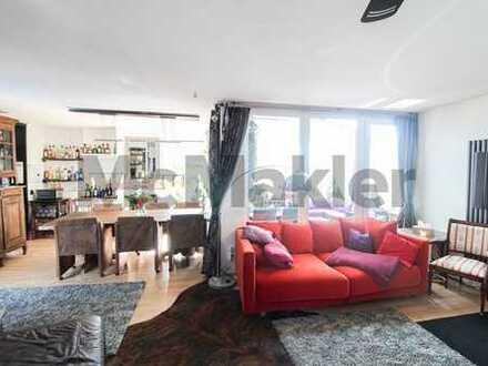 Luxuriöser Atrienbungalow mit barrierefreiem EG und 2 Terrassen im traditionsreichen Meckenheim
