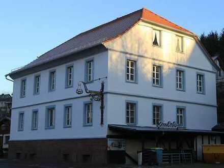Helle, große, ökologische 7-Zimmer-Wohnung in Burgjoß - vom Eigentümer