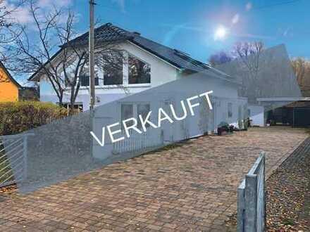 Einfamilienhaus mit großzügigen Grundstück in Rostock - Verkauft
