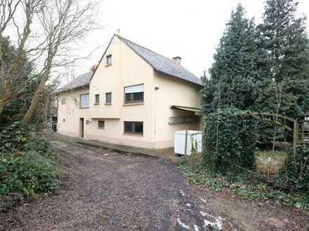 Sanierungsbedürftiges Einfamilienhaus in Frankenthal