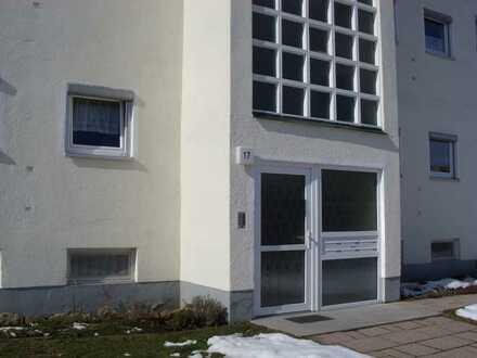 Günstige, gepflegte 3-Zimmer-Wohnung mit Balkon in Marktredwitz