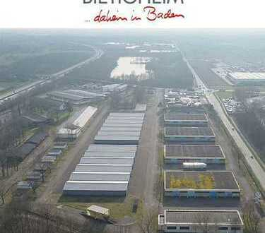 Gewerbe- und Industriefläche - Ehemaliges Bundeswehrgerätelager