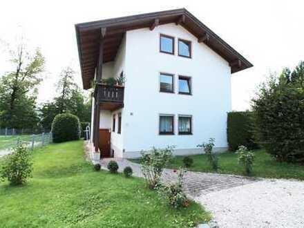 Schön geschnittene, helle 3-Zi.-ETW mit 2 Balkonen und herrlichem Ausblick auf die bayrischen Berge!