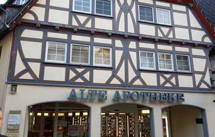 1 Zimmerwohnung in der Butzbacher Altstadt zu vermieten
