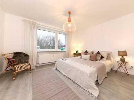 Schickes Sahnestück: Komplett modernisierte 3-Zimmer-ETW in Hamburg-Horn.