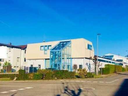 *TOP* Bürofläche + Schulungsräume / Großraumbüro mit 6 PKW-Stellplätzen – Gewerbegebiet Talheim