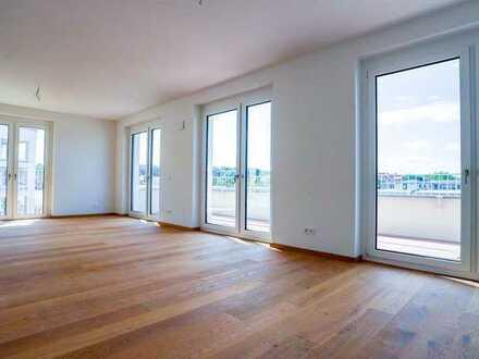 Exklusive 5 Zimmer Penthouse Wohnung mit traumhafter Terrasse